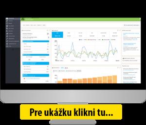 Internetový obchod demo administrácia