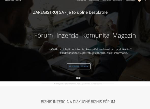 biznisforum.sk-portal